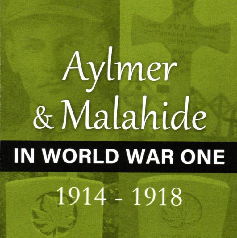 Aylmer & Malahide in World War One