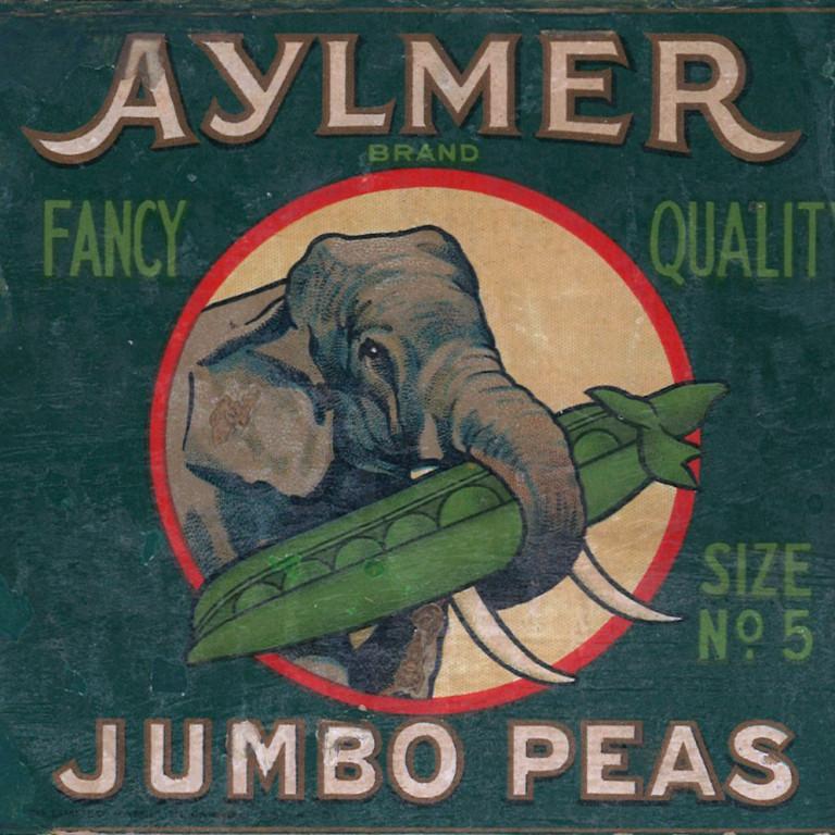 Jumbo Peas