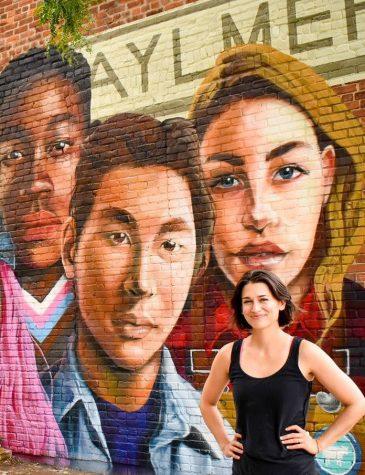 A Beautiful New Mural in Aylmer